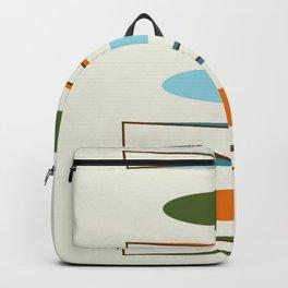 Mid-Century Modern Art 1.2 Backpack