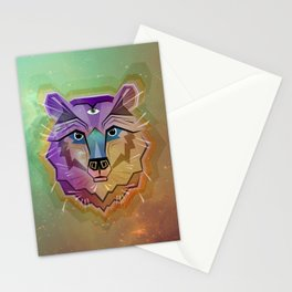 BEAR-MALIA Stationery Cards