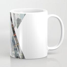 //we built this city// Coffee Mug