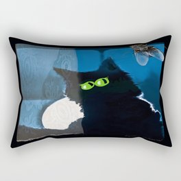 disturbance... Rectangular Pillow