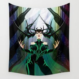 Absolute Power Wall Tapestry