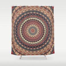 Mandala 595 Shower Curtain
