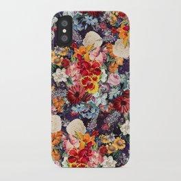 Night Forest XXIII iPhone Case
