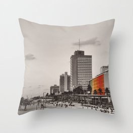 TLV Throw Pillow