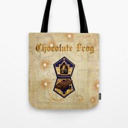 Chocolate Frog Tote Bag