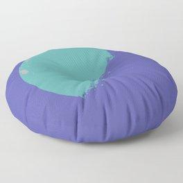 Far away Floor Pillow