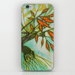 withered tree (original sold) iPhone Skin