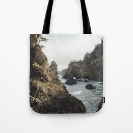 Sanriku Coast Tote Bag
