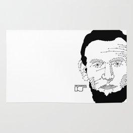 Abraham Lincoln Rug