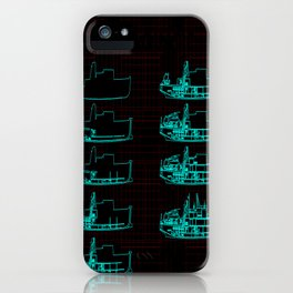 Belafonte iPhone Case