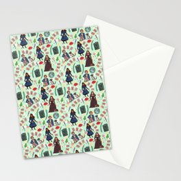 Good Omens Pattern #2  Stationery Cards