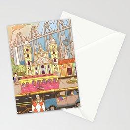 Maracaibo en un Doodle  Stationery Cards