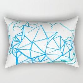 Rare Crystal Dragonling Rectangular Pillow