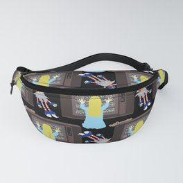 They're Here Fanny Pack