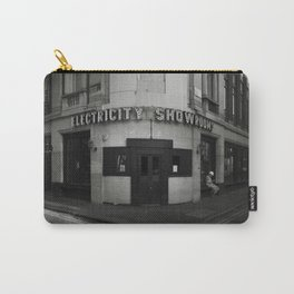 Electricity Showrooms Carry-All Pouch