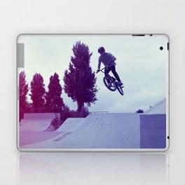 BMX Skatepark Laptop & iPad Skin