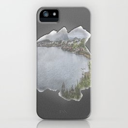 lovely life iPhone Case