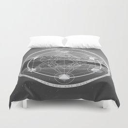 humility Duvet Cover