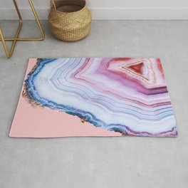 Agate Beauty #Glam collection Rug