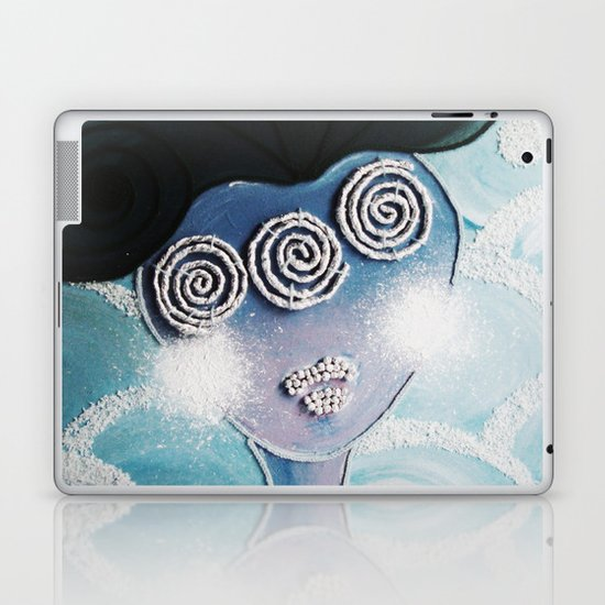 snow. Laptop & iPad Skin