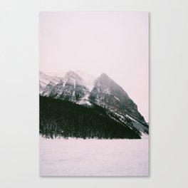 Lake Louise, Banff, Alberta, Canada Canvas Print