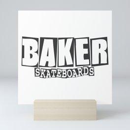 Baker Skateboards Mini Art Print