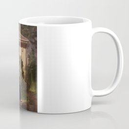 The Girl Who Waited Coffee Mug