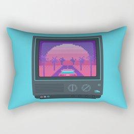 Nostalgia trip Rectangular Pillow