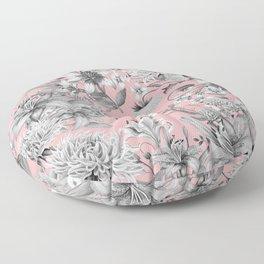 FLORAL GARDEN 7 Floor Pillow