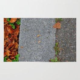 concrete concrete Rug