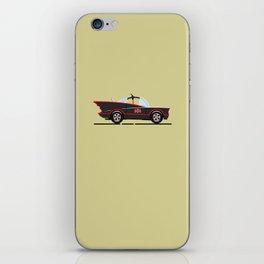 1966 Batmobile iPhone Skin