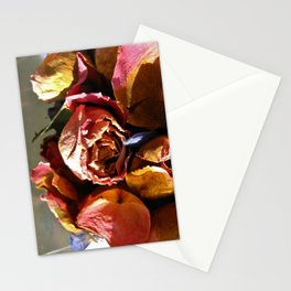 Dry Valentines Stationery Cards