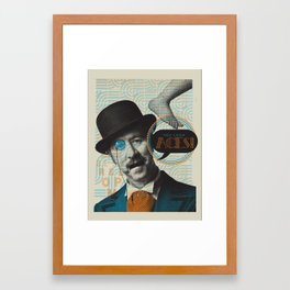 """""""You Look Aces!"""" Framed Art Print"""
