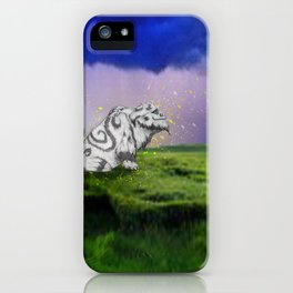 I Believe In Gruff iPhone Case