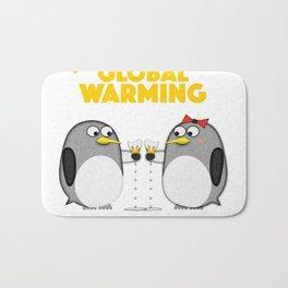 Global warming is rui Bath Mat