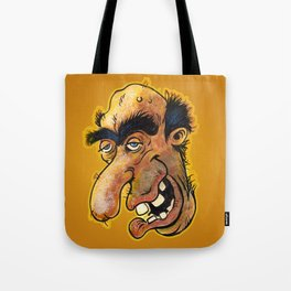 Weird-Ass Face #3 Tote Bag