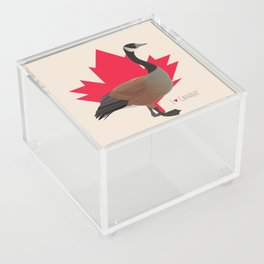 Canada Goose Acrylic Box