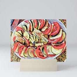 Caprese Mini Art Print