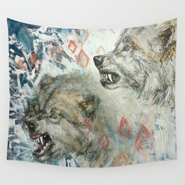 Build and Release Wall Tapestry