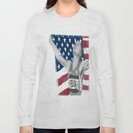Allyson Felix Long Sleeve T-shirt