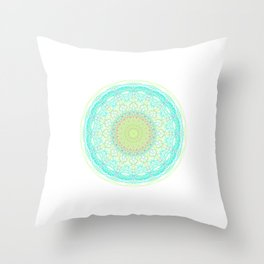 Etude 02 Throw Pillow
