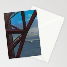 Golden Gate Geometry 2 Stationery Cards