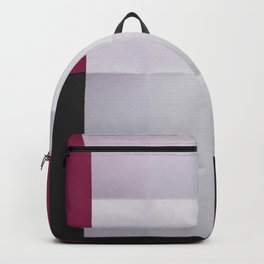 White paper Backpack