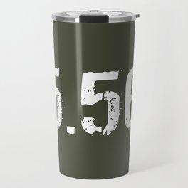 5.56 Ammo Travel Mug