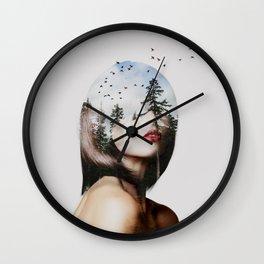 Lisa Mona Wall Clock