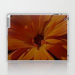 orange explosion Laptop & iPad Skin