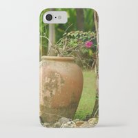 rustic iPhone & iPod Cases featuring Rustic by snowflake notions
