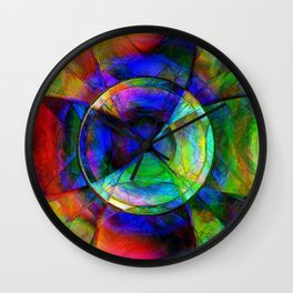 Every New Beginning Comes From Some Other Beginnings' End 4 Wall Clock