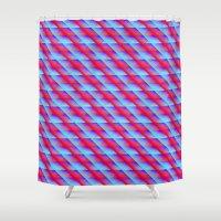 future Shower Curtains featuring Future by AZRI AHMAD