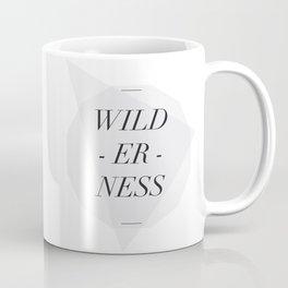 WILDERNESS — Coffee Mug